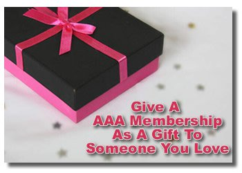Giving AAA As A Gift Is A Great Idea!