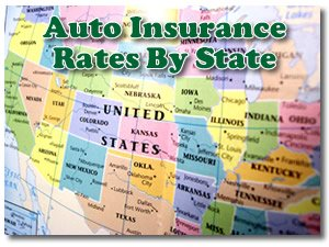 Auto Insurance Rates By State