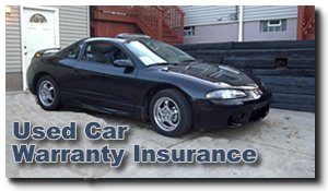 Used Car Warranty Insurance